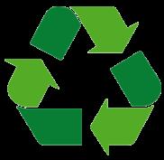 logo recyclage zéro déchet