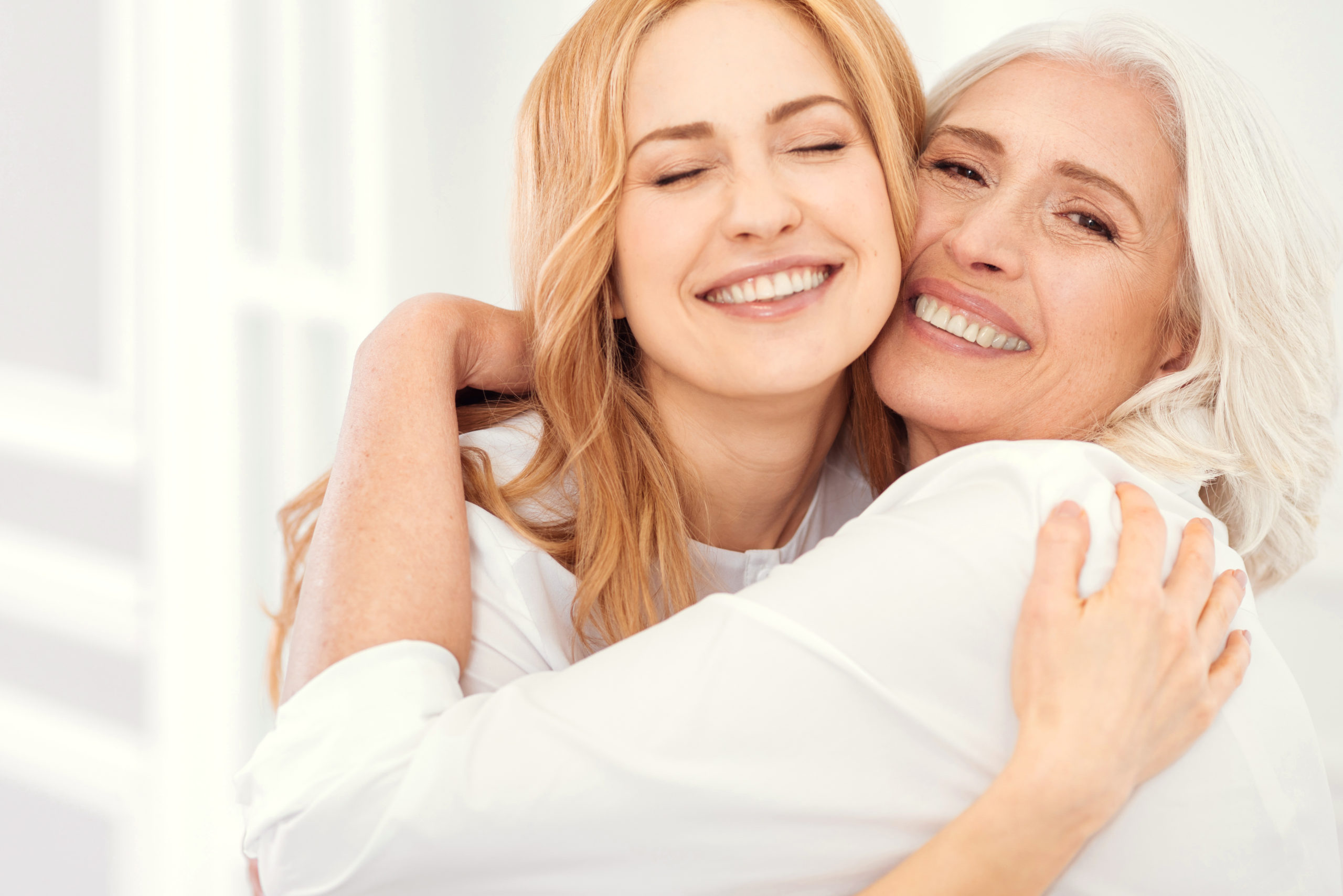 femmes sourire