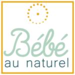 logo bébé au naturel couleur