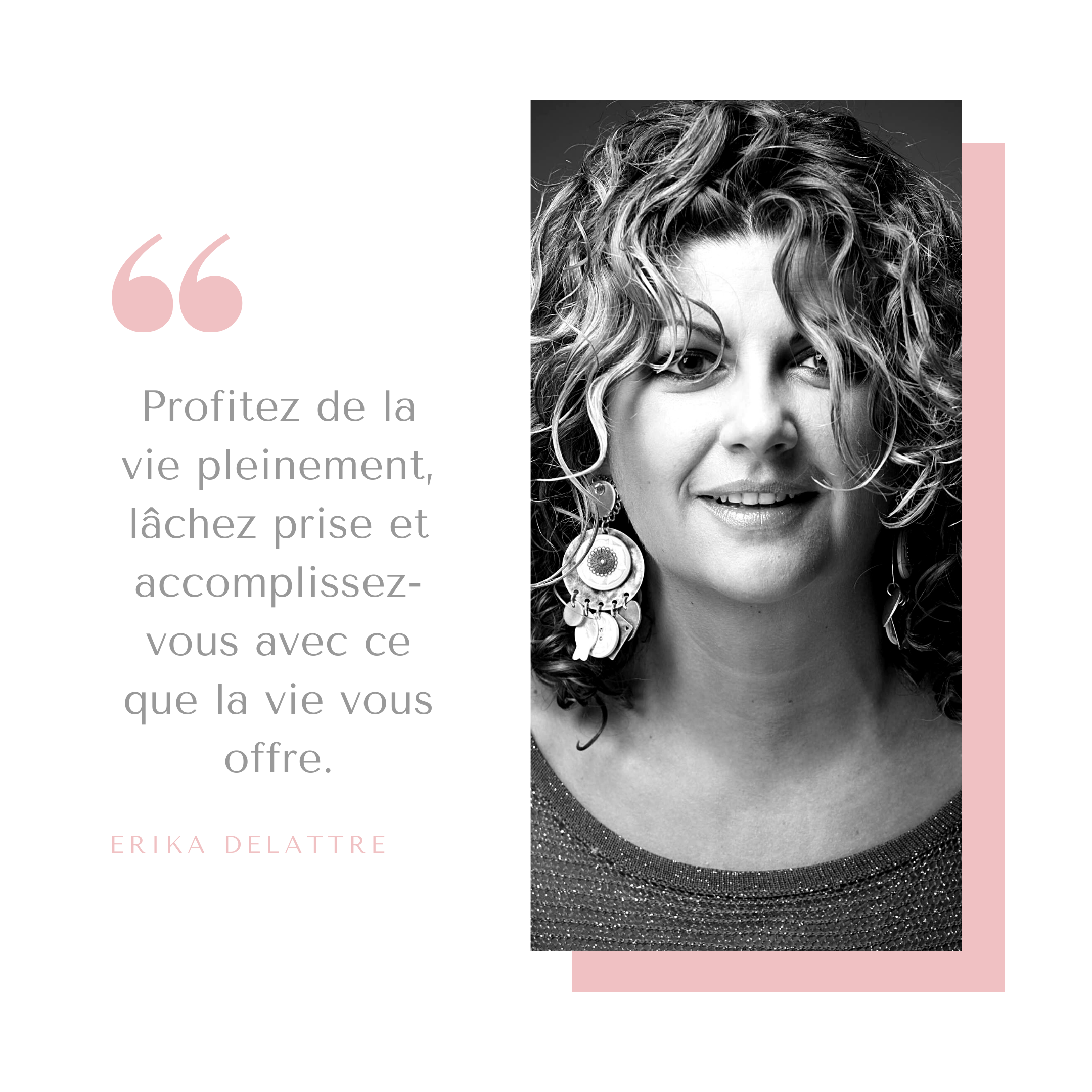 Interview Erika Delatre