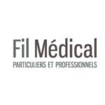 logo fil médical noir et blanc